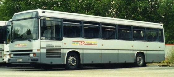 Renault Tracer (1991-2001) paperbus