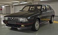 Alfa Romeo 75 maquette (by me)