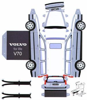 Maquettes Volvo