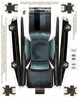 Chevrolet maquettes