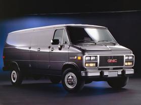 Chevrolet Van / GMC Vandura maquette (by me)