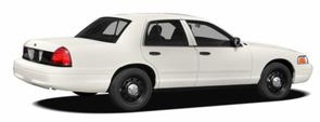 Ford Crown Victoria 1998 maquette (by me)