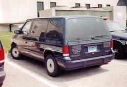 Chrysler / Plymouth Voyager / Dodge Caravan 2 maquette (by me)