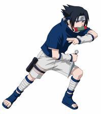 Personnage 2: Sasuke Uchiha