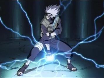 Personnage 4: Kakashi Hatake