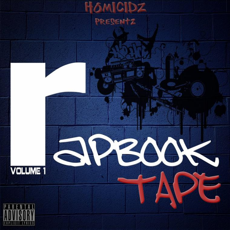 Rapbook Tape Volume 1