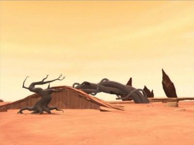 Territoire du désert