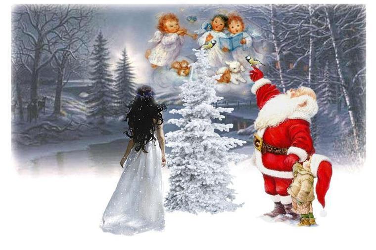 Carte Noël