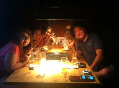 1er au 3 août Derniers jours à Nagoya