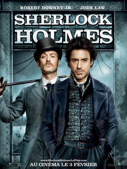 2 . SHERLOCK HOLMES