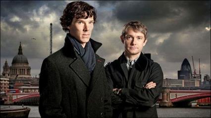 Actualité : Des nouvelles images de la saison 2 de Sherlock