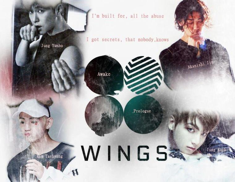 WINGS - Prologue - Awake
