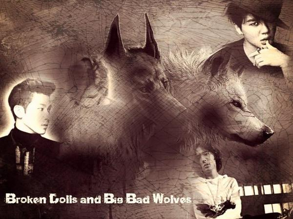 Broken Dolls and Big Bad Wolves :  Chapitre 1 - Come Crashing