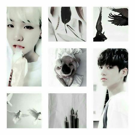 ✘ YoonKook ☞ Wonderland - Chapitre 1 - Charmant mafieux recherche une arme fatale