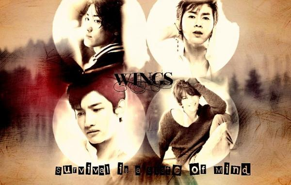 "Wings - Chapitre 3 ""Survival is a state of mind"""