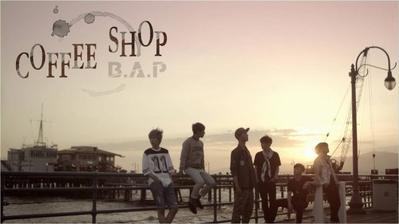 K-Pop - BAP - Coffee Shop