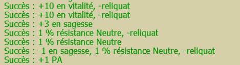 La LCE une guilde active !