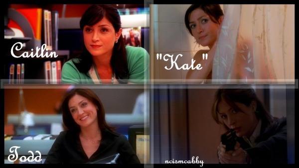 "Caitlin ""Kate"" Todd"