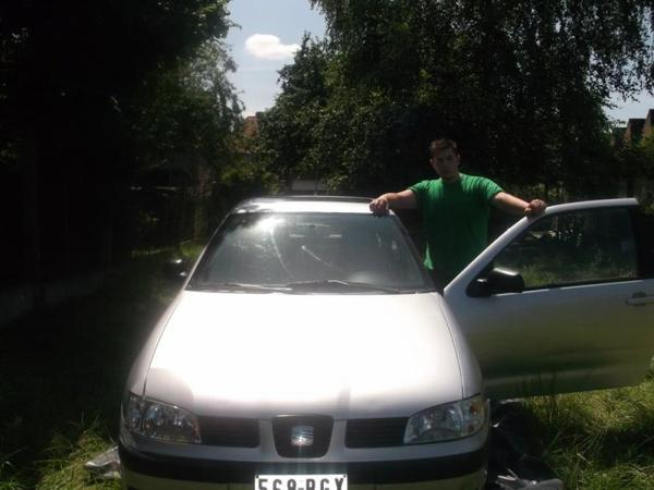 Ma Seat Ibiza Evo 2 14000 année 2001