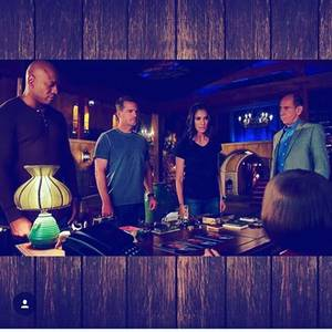 Fiction : NCIS Los Angeles