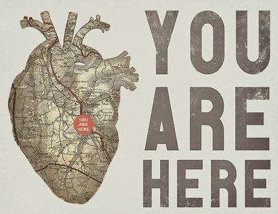 Tu es là.