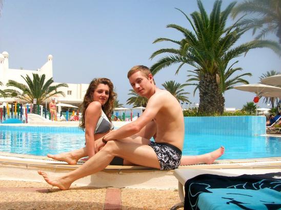 El mourades skanes beach ♥ Juin  2011