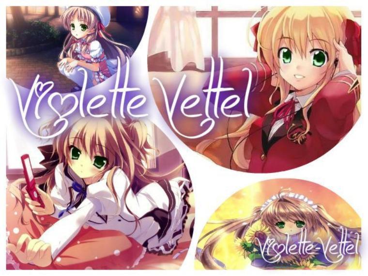 VETTEL Violette