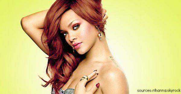 La minute Rihanna