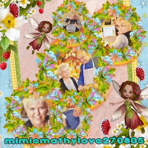 article 211 : Bienvenue chez Mimie Mathy
