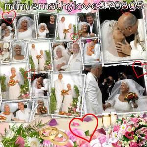 article 95 : Le mariage de Mimie Mathy et Benoist Gérard