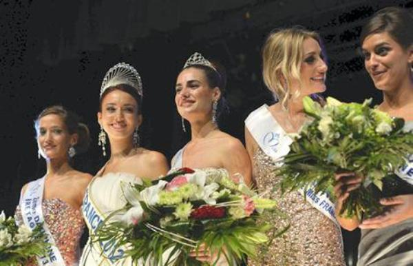 2013/10/18: Election de Miss Bretagne, Marie Chartier
