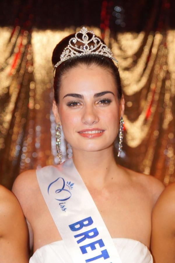 2013/10/18: Election de Miss Bretagne, Marie Chartier