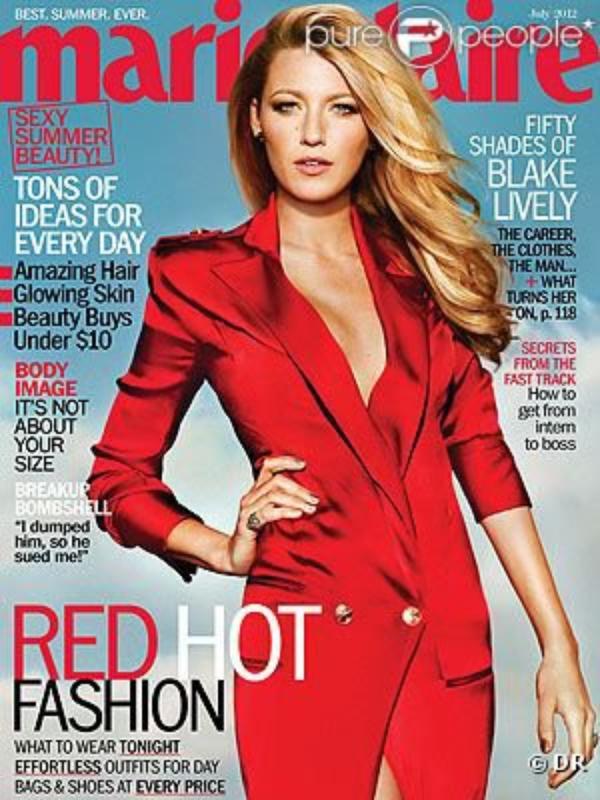 Blake Lively : Bête de mode