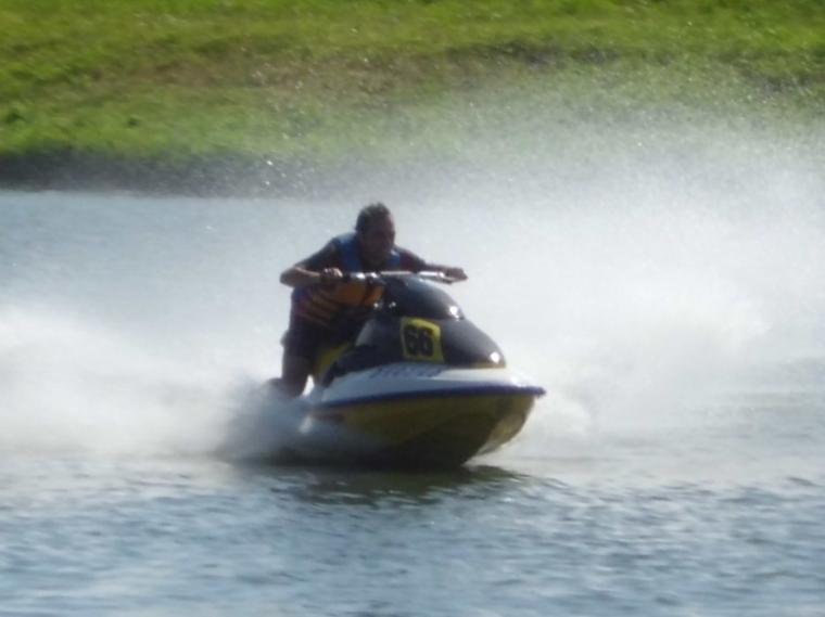 le jet ski c'est plus qu'un sport c'est une passion