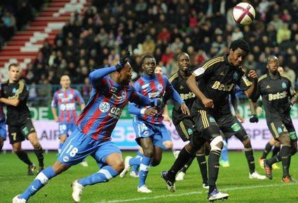 1/4 de Finale Coupe de la Ligue : Caen recevra l'OM