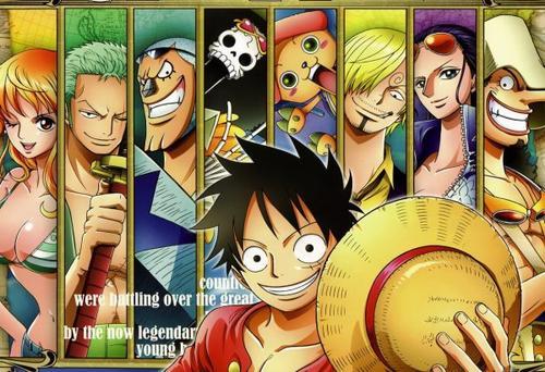 """One Piece - Aventure - Chapitre 10 - """"Je Ne Veux Rien Savoir, Sinon Ce N'est Plus Une Aventure."""" - Monkey.D.Luffy."""