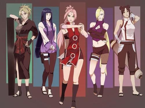 Song Fiction - Naruto Shippuden - Les Sardines.