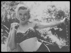 1950 / Marilyn fait son jogging à Hollywood.