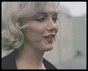 19 Septembre 1959 / (part II) Marilyn interviewée sur la venue de Nikita KHROUCHTCHEV à qui elle sera présentée et conviée à un meeting en son honneur.