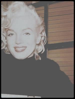 RARE Marilyn candide aux alentours de 1955