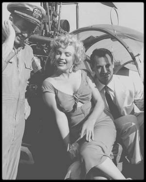 3 Août 1952 / (PART IX) Fête organisée par la Fox, chez le chef d'orchestre et jazzman Ray ANTHONY, en l'honneur de Marilyn... (voir tag pour l'article complet).