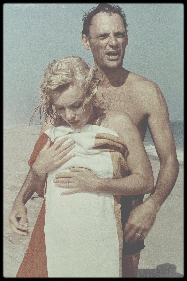 1951-61 / MARILYN et ARTHUR