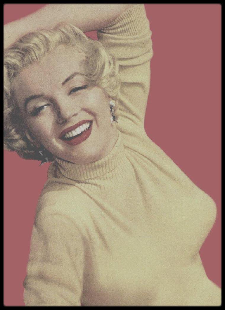 1951 / Beautiful Marilyn by Don ORNITZ.