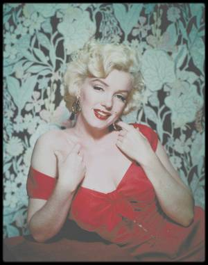 1952 / Marilyn by Nickolas MURAY.