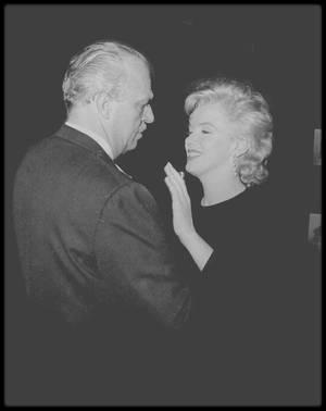 1er Juin 1956 / Date anniversaire de Marilyn...