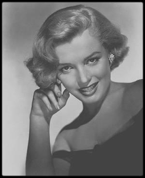 """1951 / MAGNIFIQUES portraits promotionnels pour le film """"Love nest""""."""