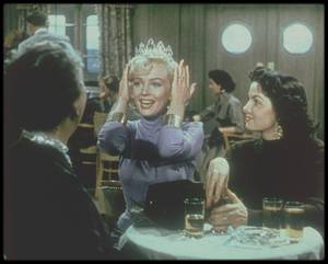 1953 / Quand les diamants sont les meilleurs amis de Lorelei...