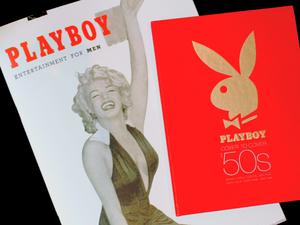 """Hugh Marston HEFNER, dit Hef (9 avril 1926 à Chicago — 27 septembre 2017 au Manoir """"Playboy"""" de Beverly Hills), est le fondateur et propriétaire américain du magazine de charme """"Playboy""""."""
