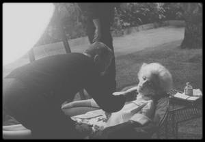 """1962 / Un tournage tragique, film inachevé, """"Something's got to give"""" de CUKOR, mort prématurée de la star qui stop net le film..."""