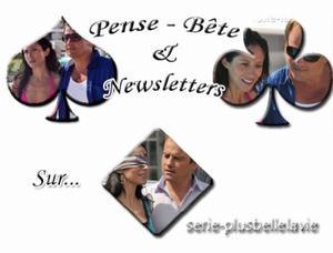New Letter & Pense Bête